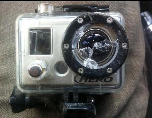 восстановить кадры GoPro