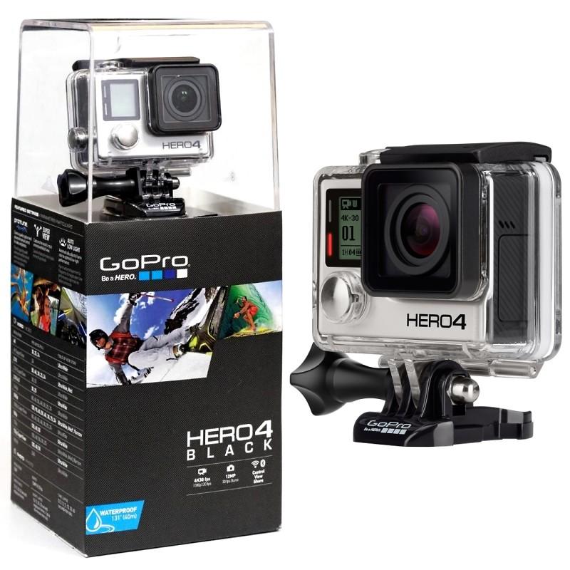 Съемка подводного видео на GoPro