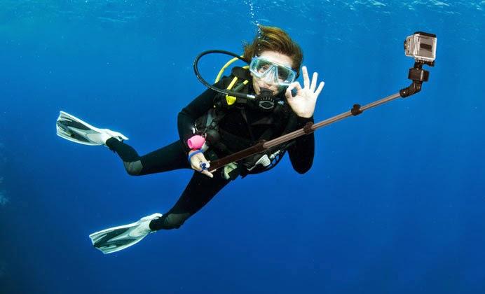 Подводное видео на GoPro