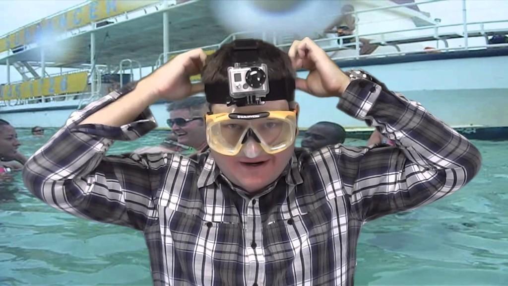 Советы по съемке подводного видео на GoPro