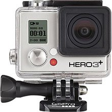 HERO3 plus Silver Edition
