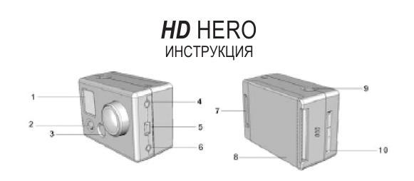 Инструкция GoPro