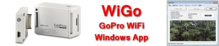 WiGo для GoPro