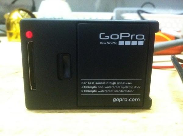 Проблемы c GoPro Hero3